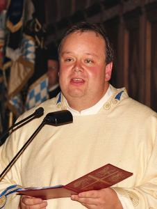 Pfarrer Petrus Adrian Lerchenmüller