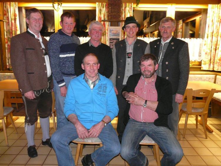 Vorstand der Jagdgenossenschaft Prem