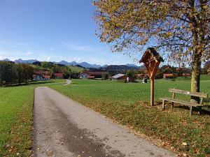 Prem am Lech - Der Weilerweg