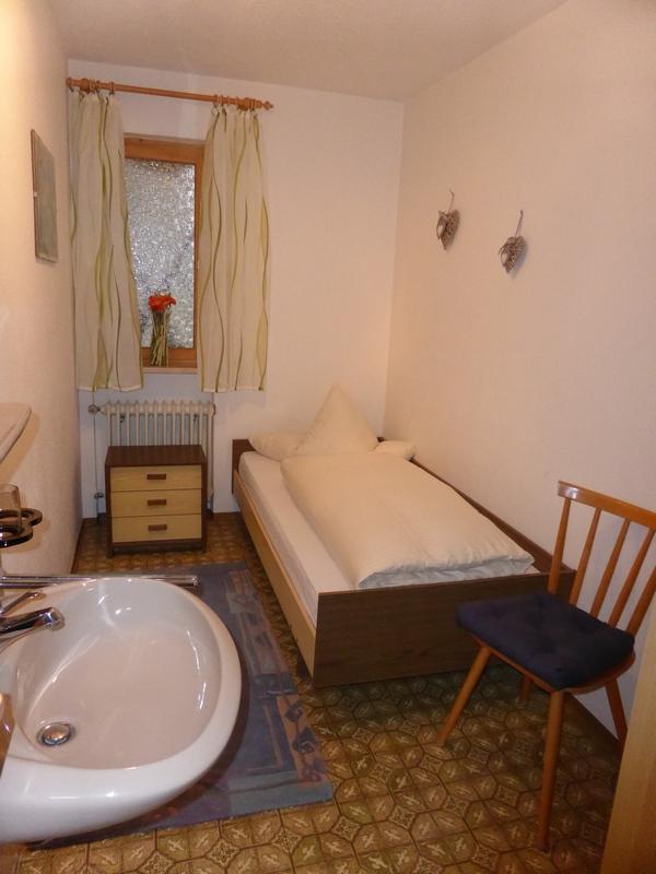 Gästehaus Groß - Fewo 2 - Einzelzimmer