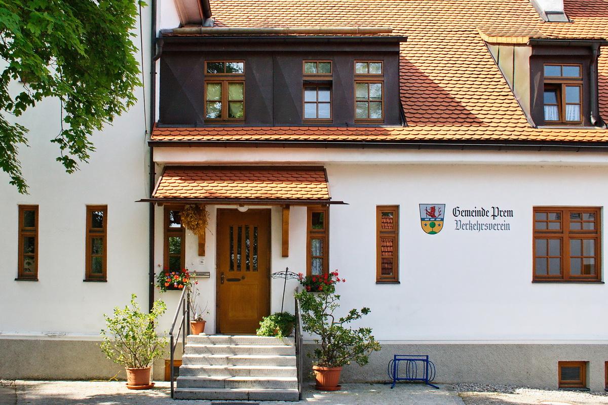 Prem am Lech - Gemeindehaus