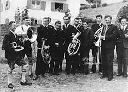 Musikkapelle Prem - 1958