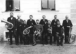 Musikkapelle Prem - 1902