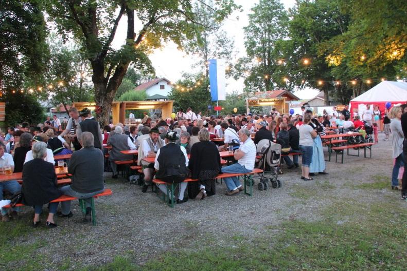 Prem am Lech - Dorffest 2012