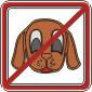 Bitte keine Haustiere!