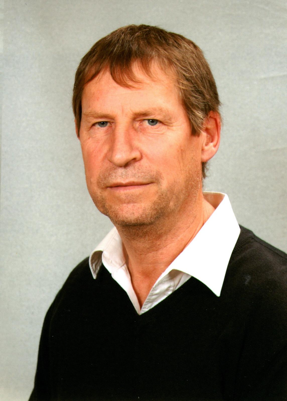 1. Vorstand Herbert Sieber (seit 1989)
