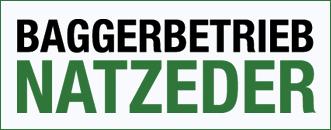 Baggerbetrieb Natzeder