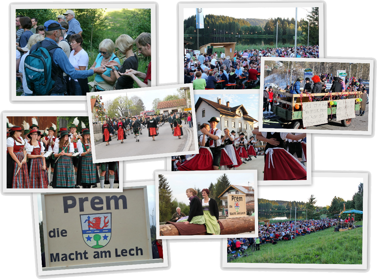Prem am Lech - Vereinsleben in Prem
