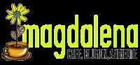 Blumen-Ambiente-Café Magdalena