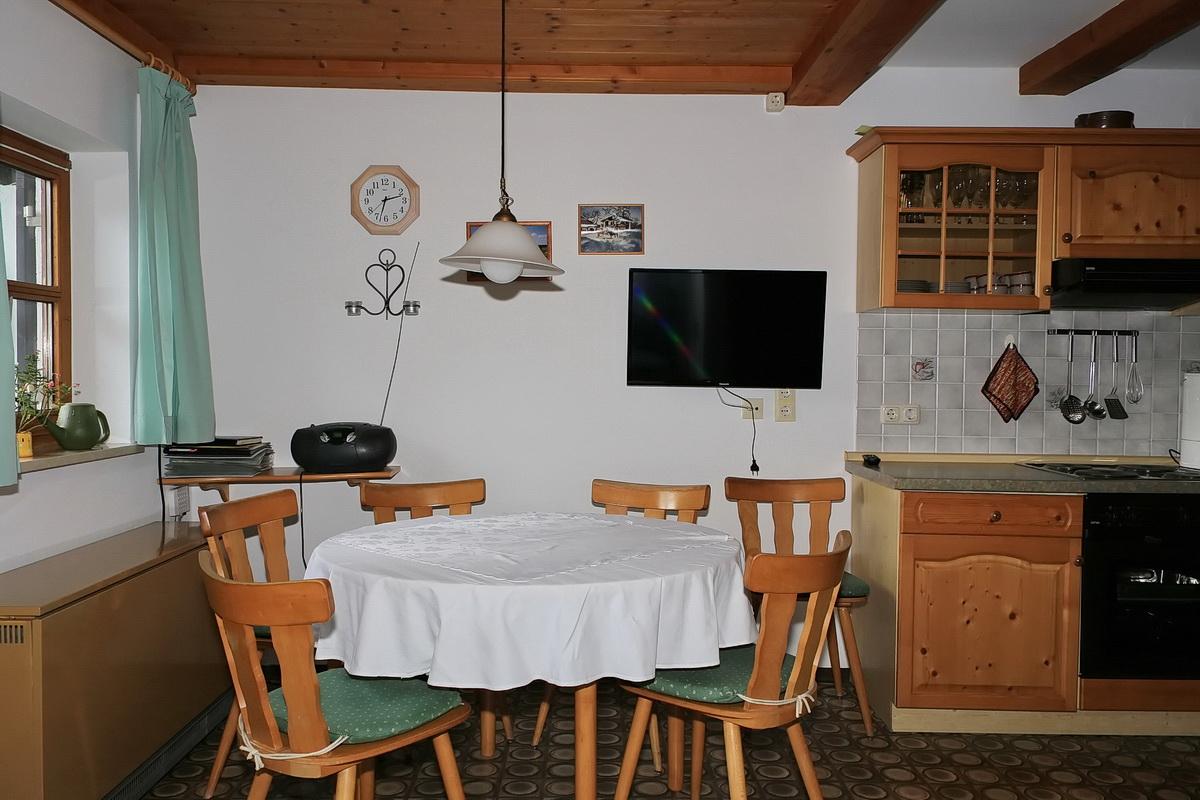 Prem am Lech - Ferienhaus Ott - Fewo 2 - Essecke