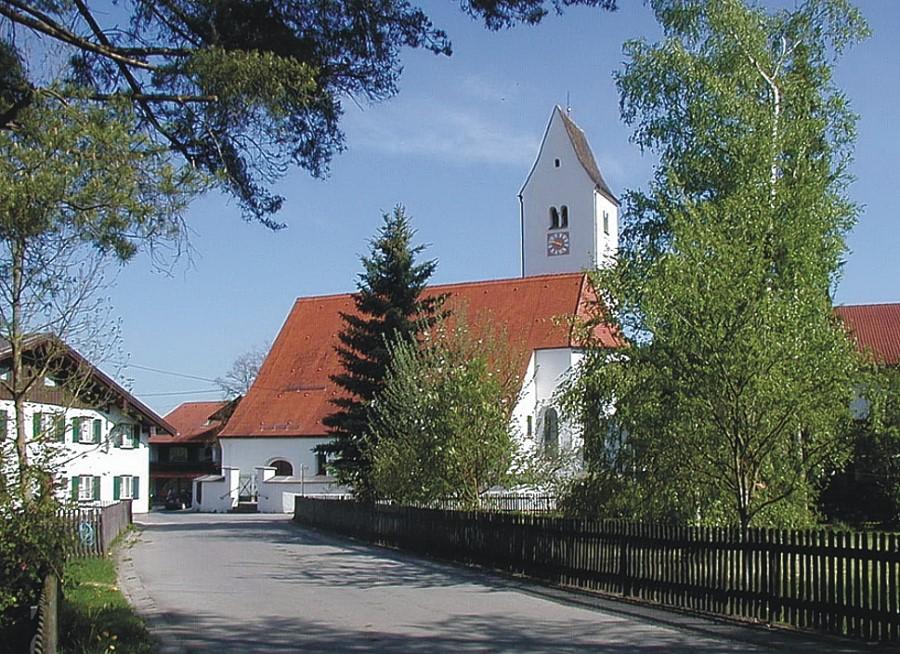 Prem am Lech - Pfarrkirche St. Michael