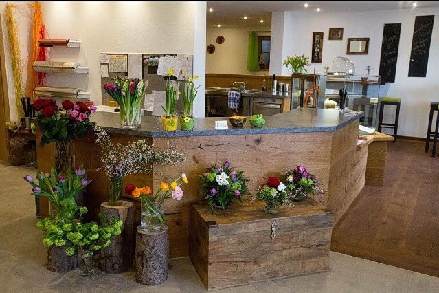 Café-Blumen-Ambiente Magdalena