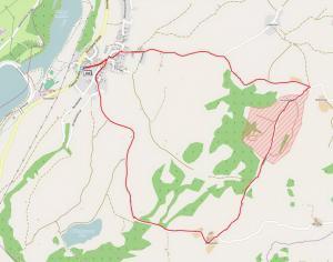 Prem am Lech - Der Weilerweg - Route