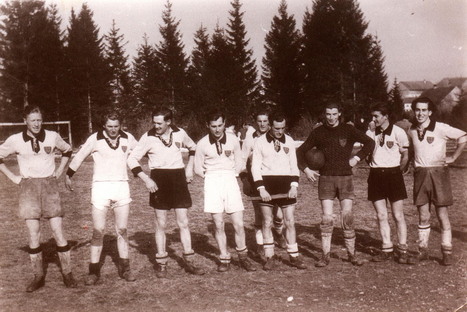 Im Gründungsjahr 1965 des SV Prem wurden nur Freundschaftsspiele ausgetragen