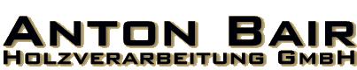 Prem am Lech - Anton Bair, Holzverarbeitung