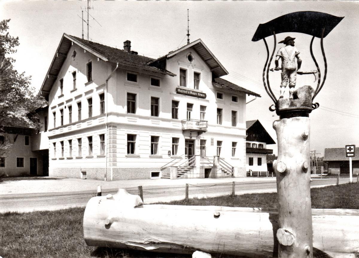 Vereinslokal von 1965 bis 1990