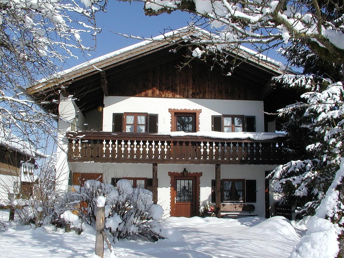 Winter in Unterried