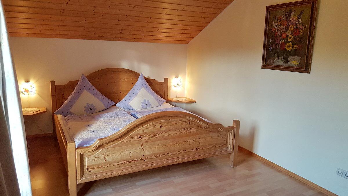 Haus Gerstner - Schlafzimmer