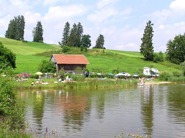 Prem am Lech - Kaltenbrunner See