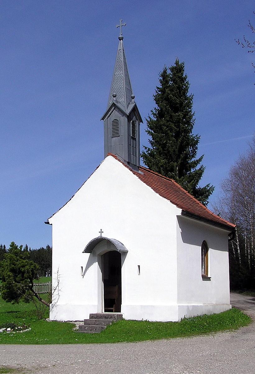 Kapelle in Moosreiten