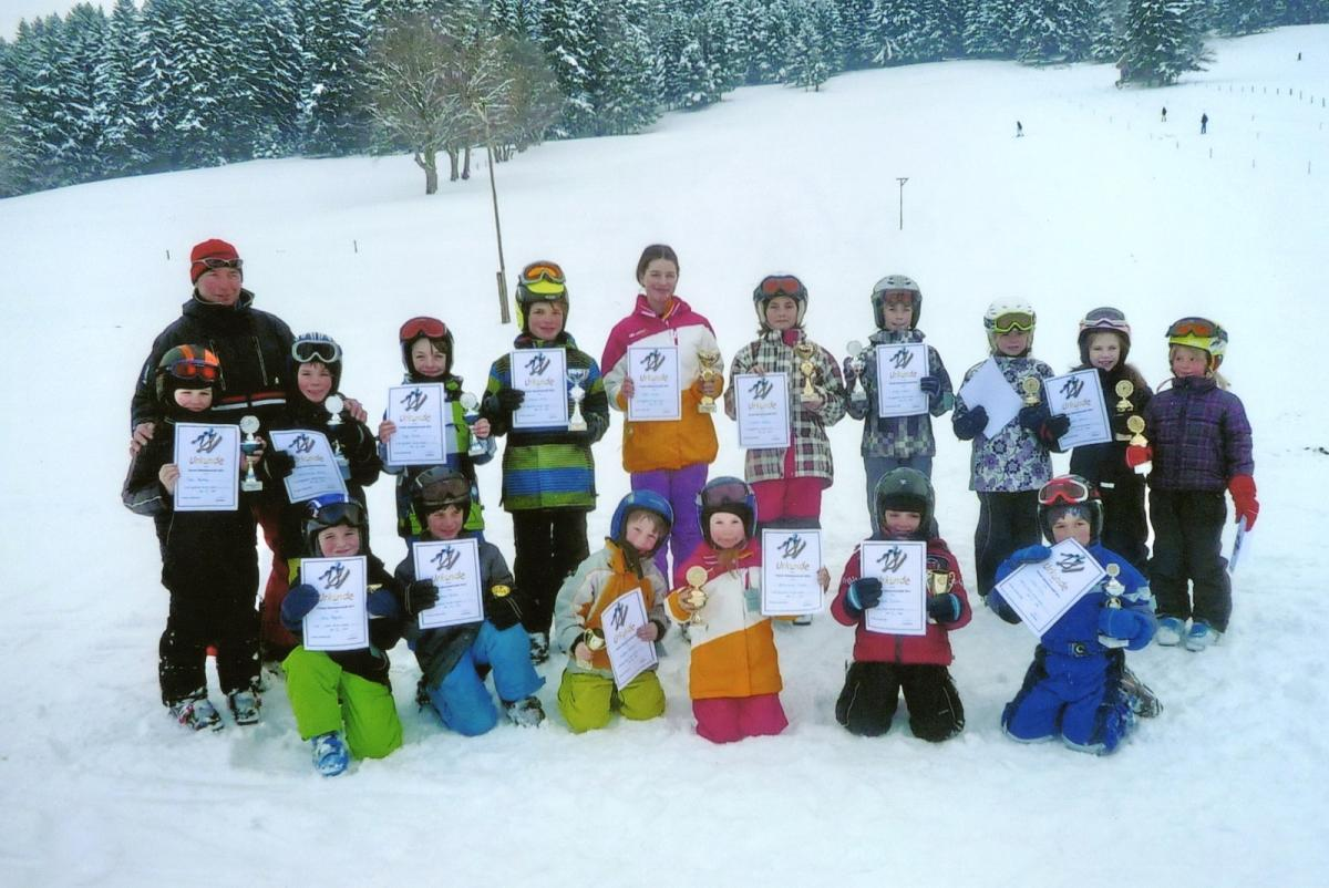 Zwergerlrennen in Ilgen Prem am Lech