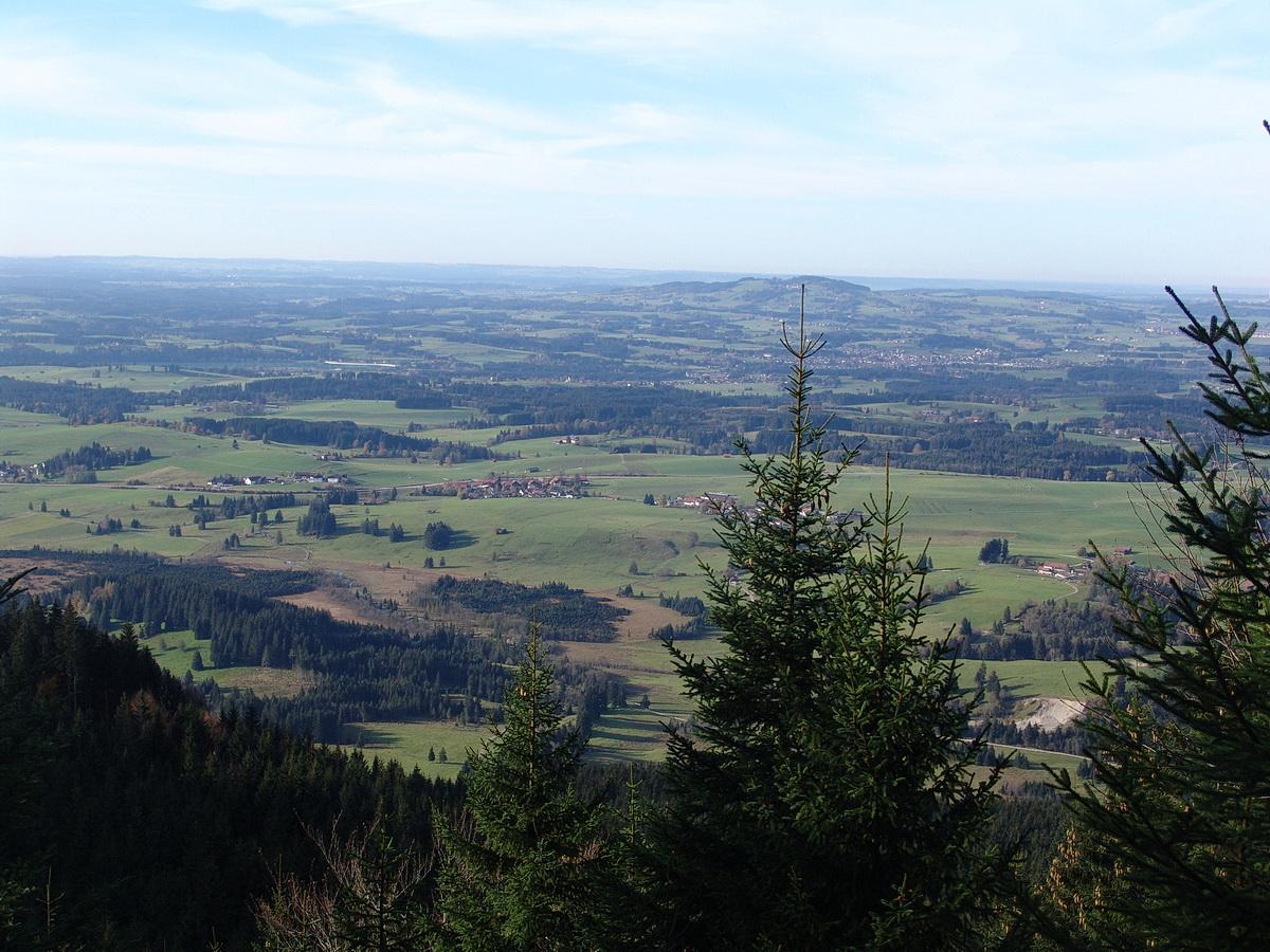Bergwandertour - Wolfskopf-Überschreitung