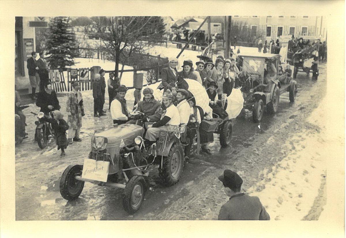 Fasching 1951