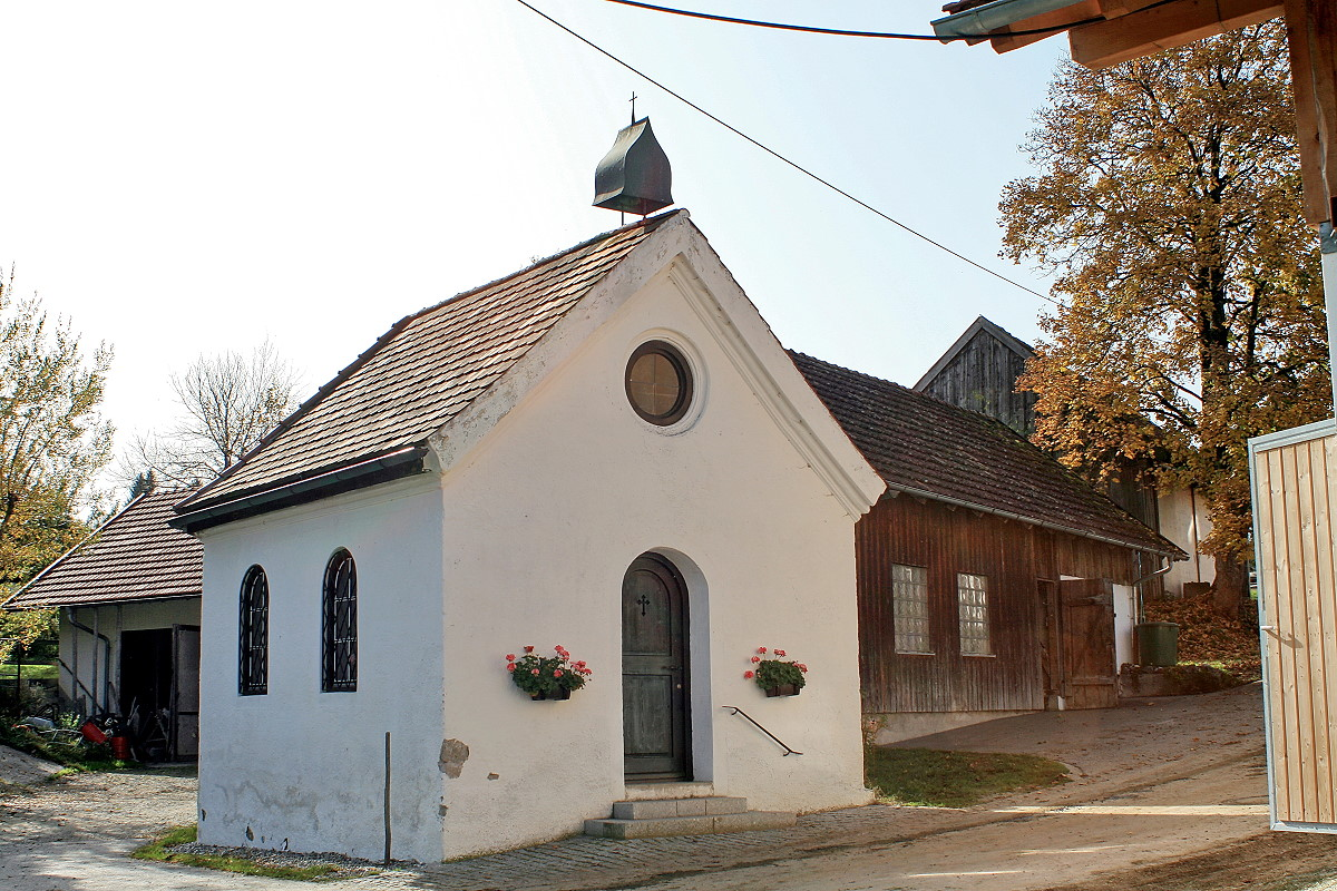 Kapelle in Unterried