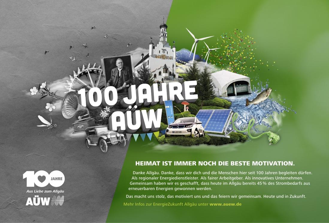 100 Jahre AÜW