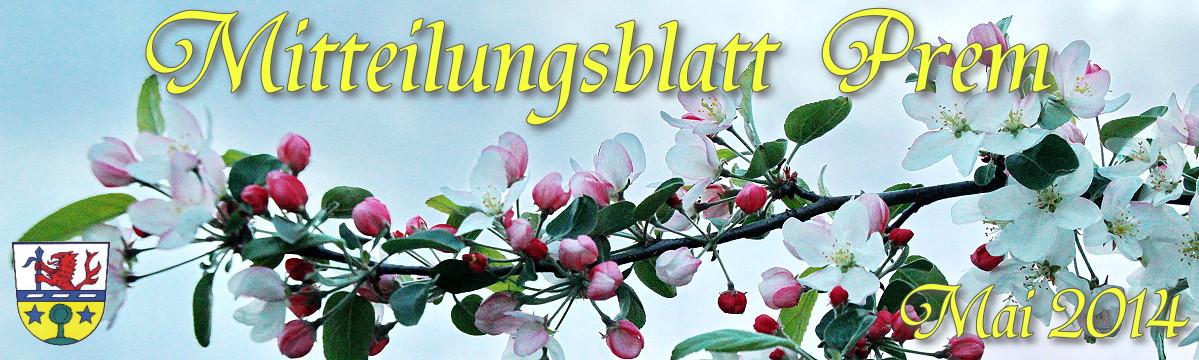 Prem am Lech - Mitteilungsblatt der Gemeinde Prem