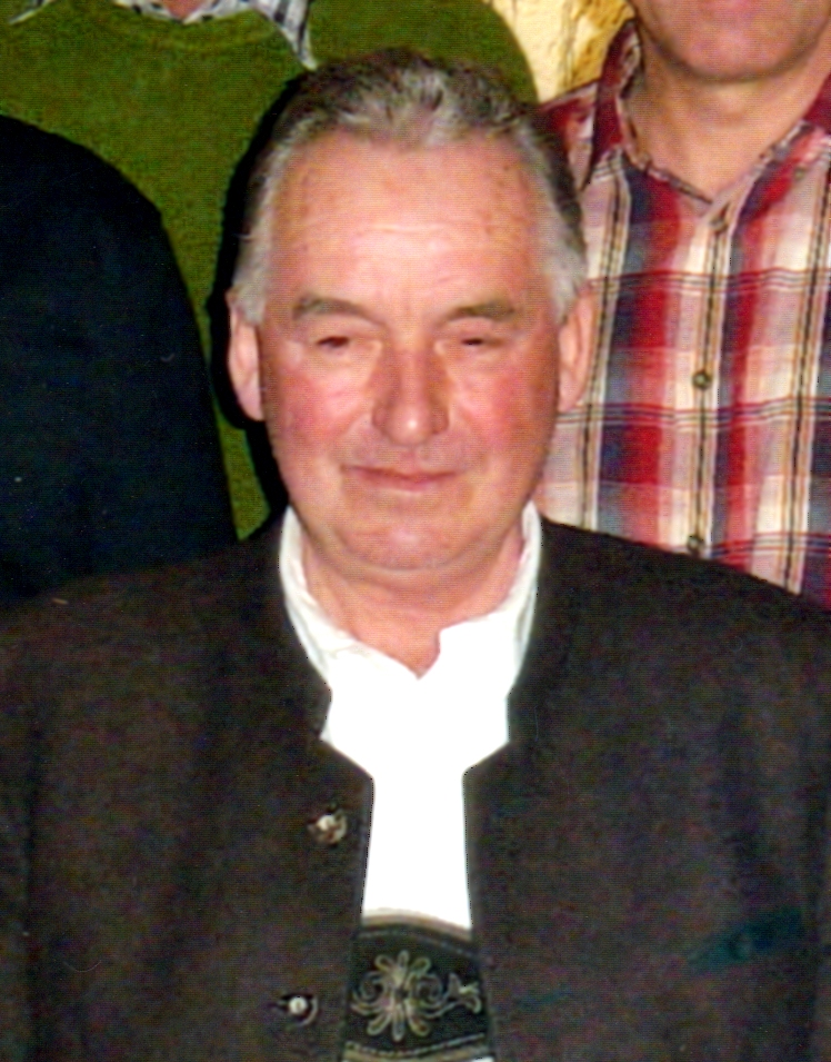 1. Vorstand Herbert Heißerer (1969 - 1989)