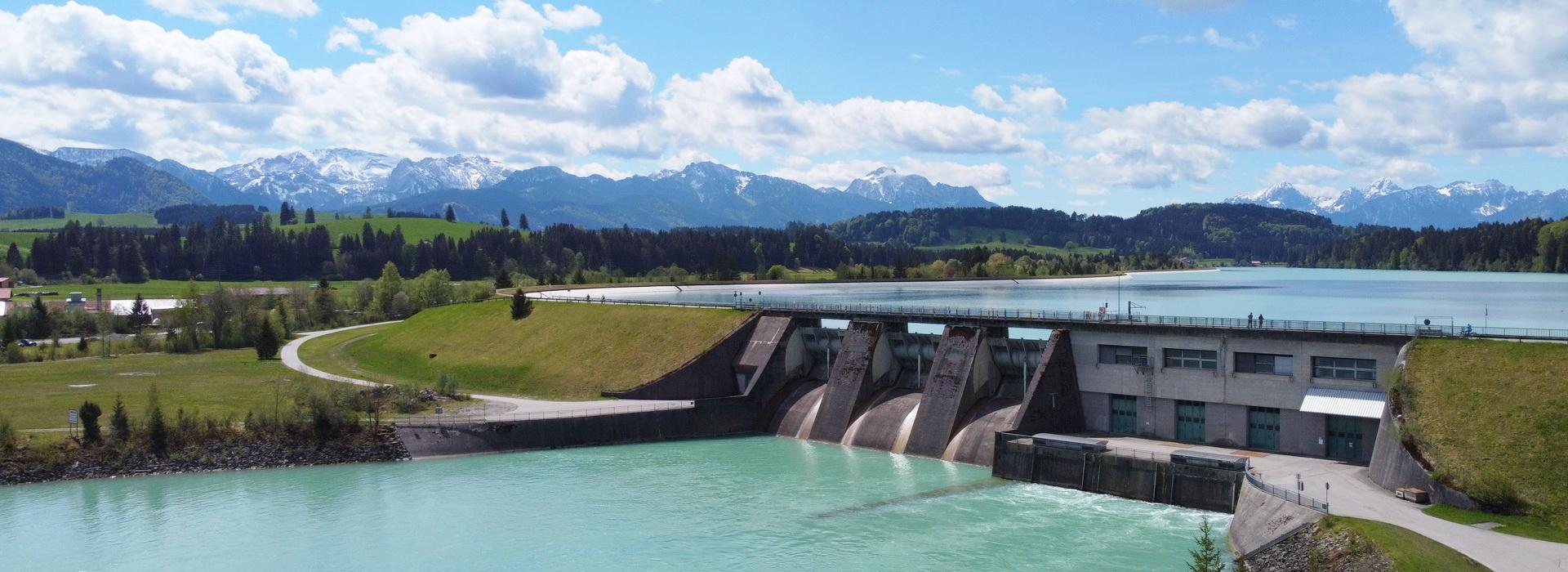 Der Kaltenbrunner See lädt zum Baden ein