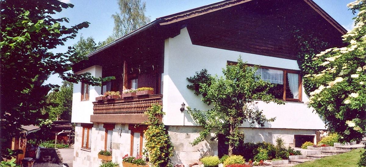 Haus Haus Fichtenweg