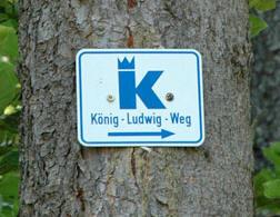 König-Ludwig-Wanderweg