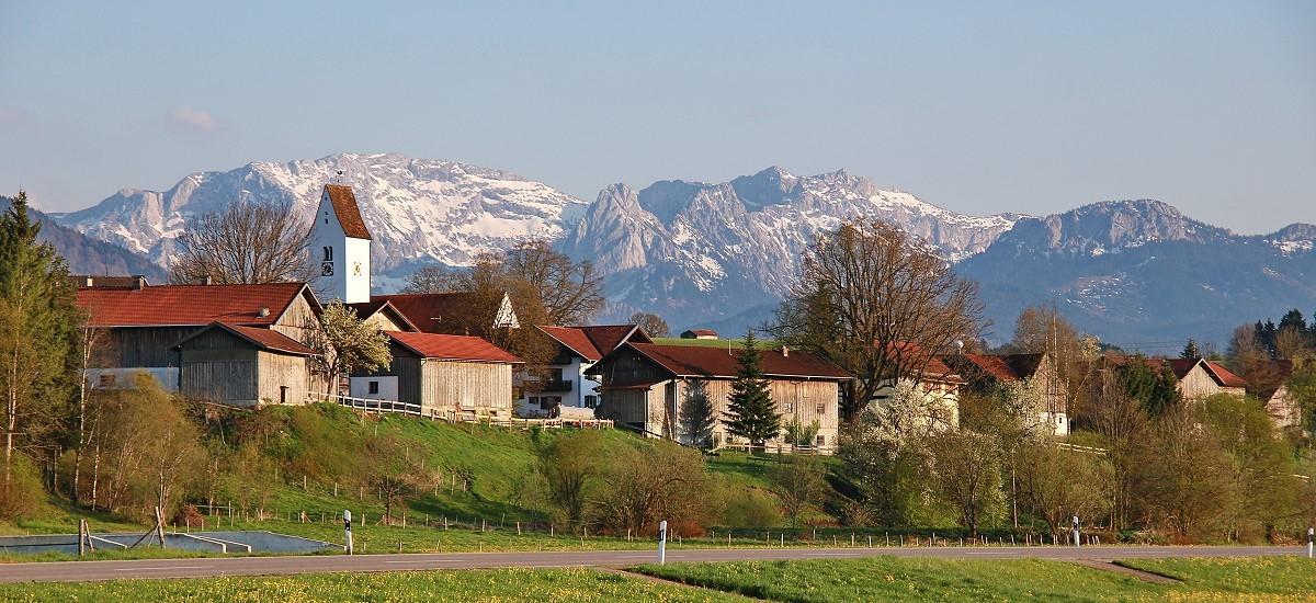 Herzlich willkommen in Prem am Lech